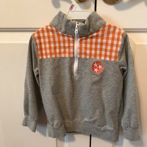 Boys Tennessee Tri Star pullover 3T